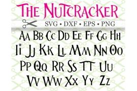 NUTCRACKER SVG FONT